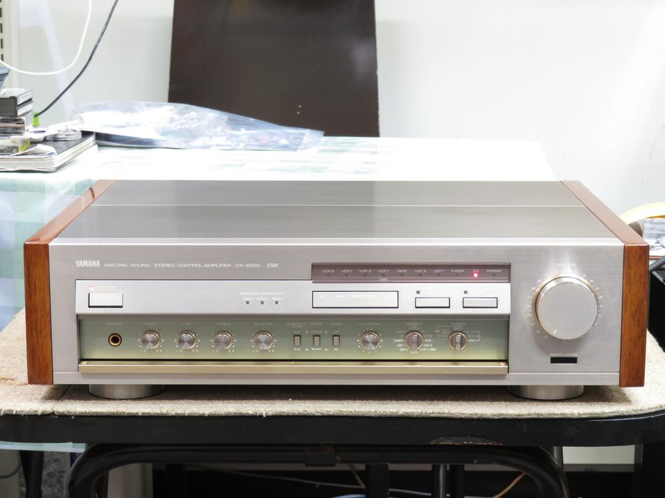 CX-2000 YAMAHA 画像