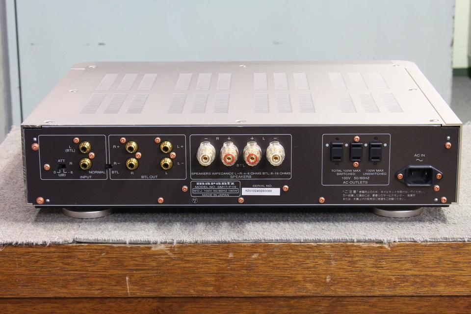 SM-17SA ver.2 marantz 画像