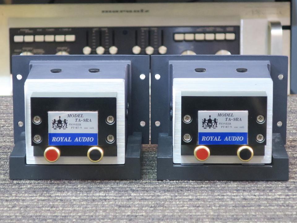 PT-R9+TA-9RA Pioneer 画像