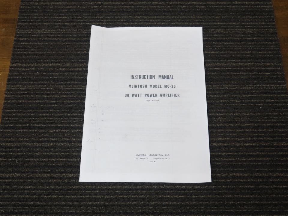 MC30 McIntosh 画像