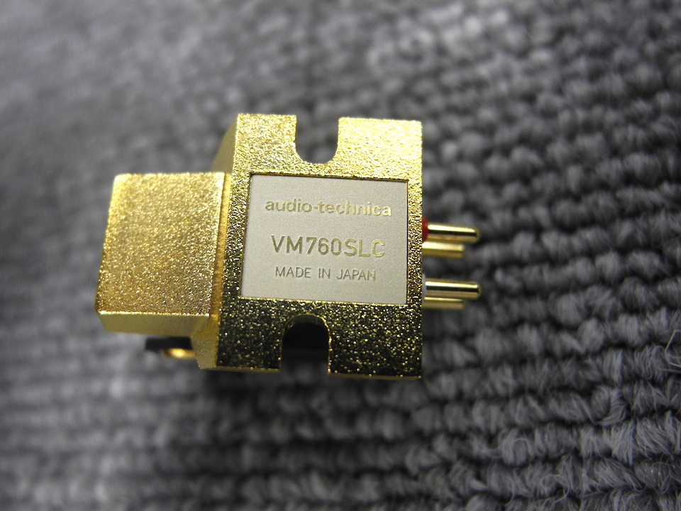VM760SLC audio-technica 画像