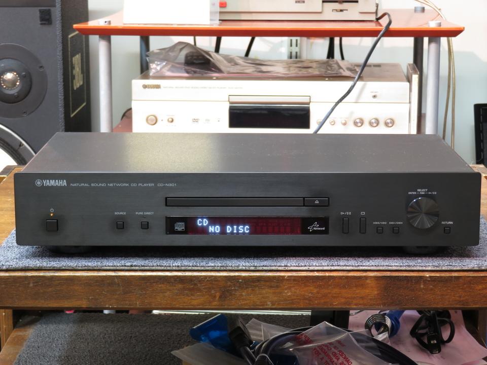 CD-N301 YAMAHA 画像