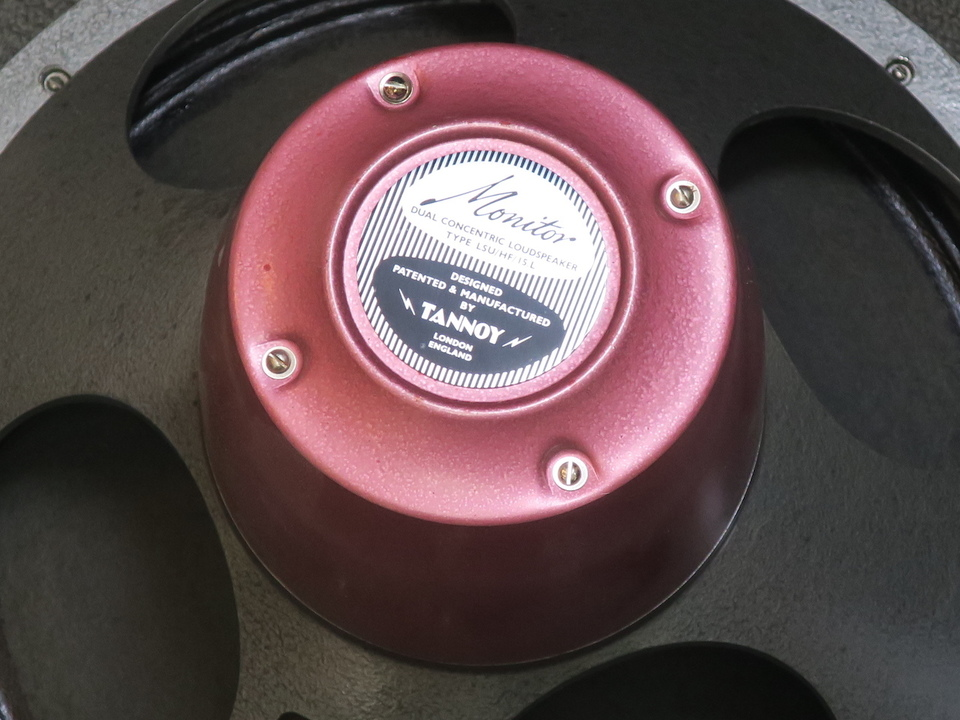 GRF/Monitor RED/国産箱 TANNOY 画像