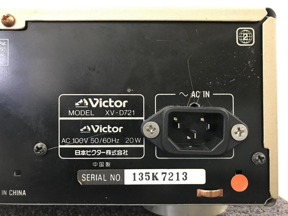 XV-D721 Victor 画像