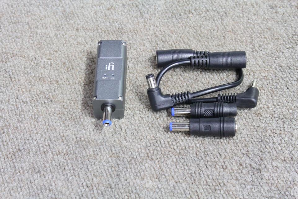 iPurifier DC ifi audio 画像