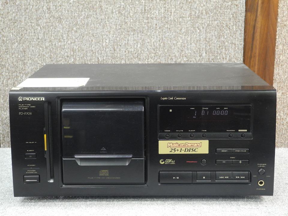 PD-F705 PIONEER 画像