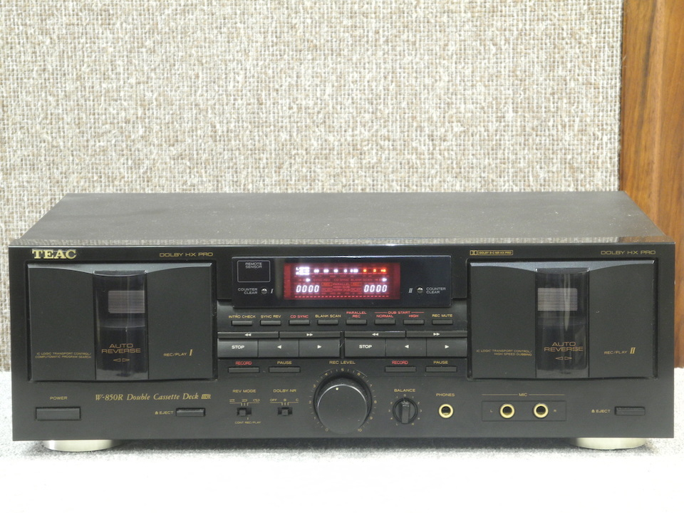 W-850R TEAC 画像