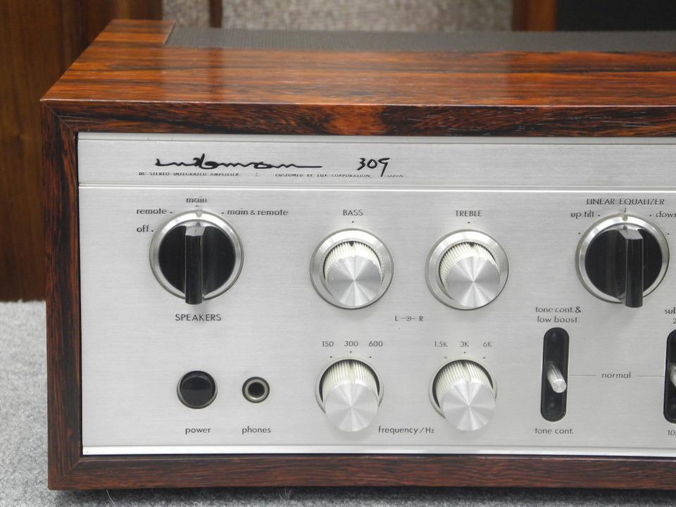L-309X LUXMAN 画像