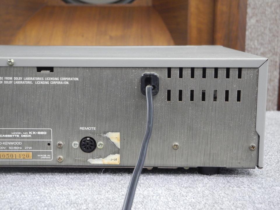 KX-880 TRIO 画像