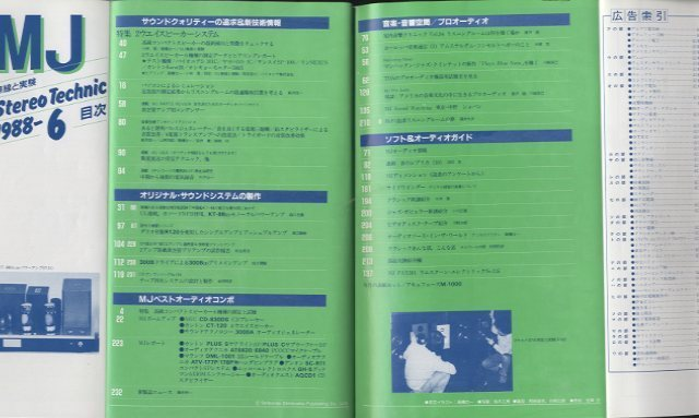 MJ-無線と実験- 1988年06月号  画像