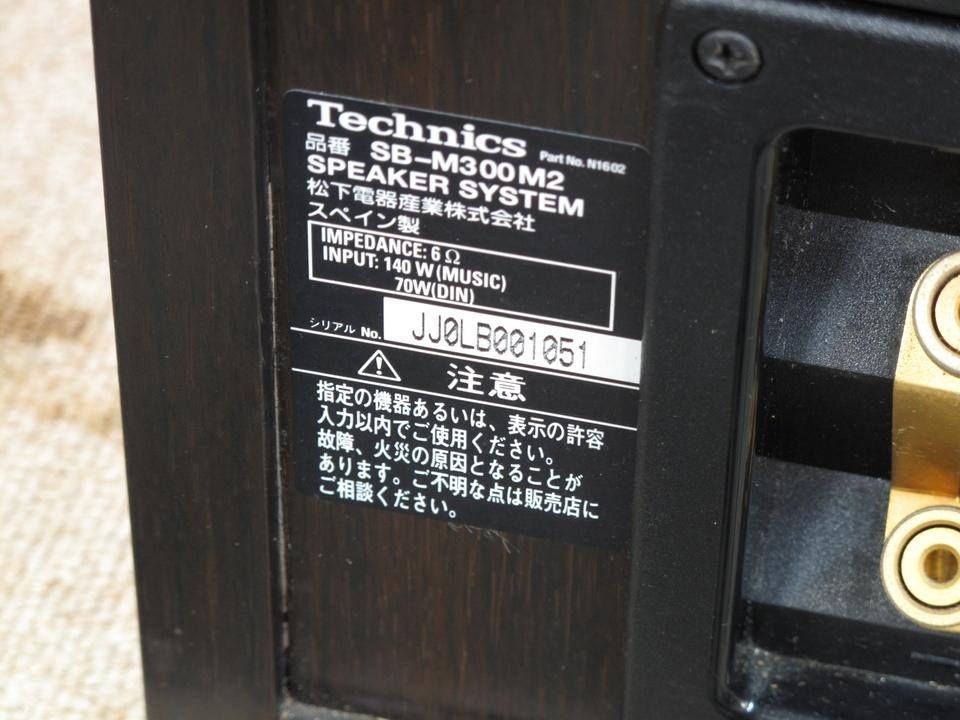 SB-M300M2 Technics 画像