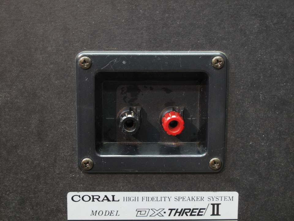 DX-3/2 CORAL 画像