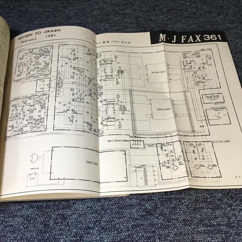 MJ-無線と実験- 1981年02月号  画像