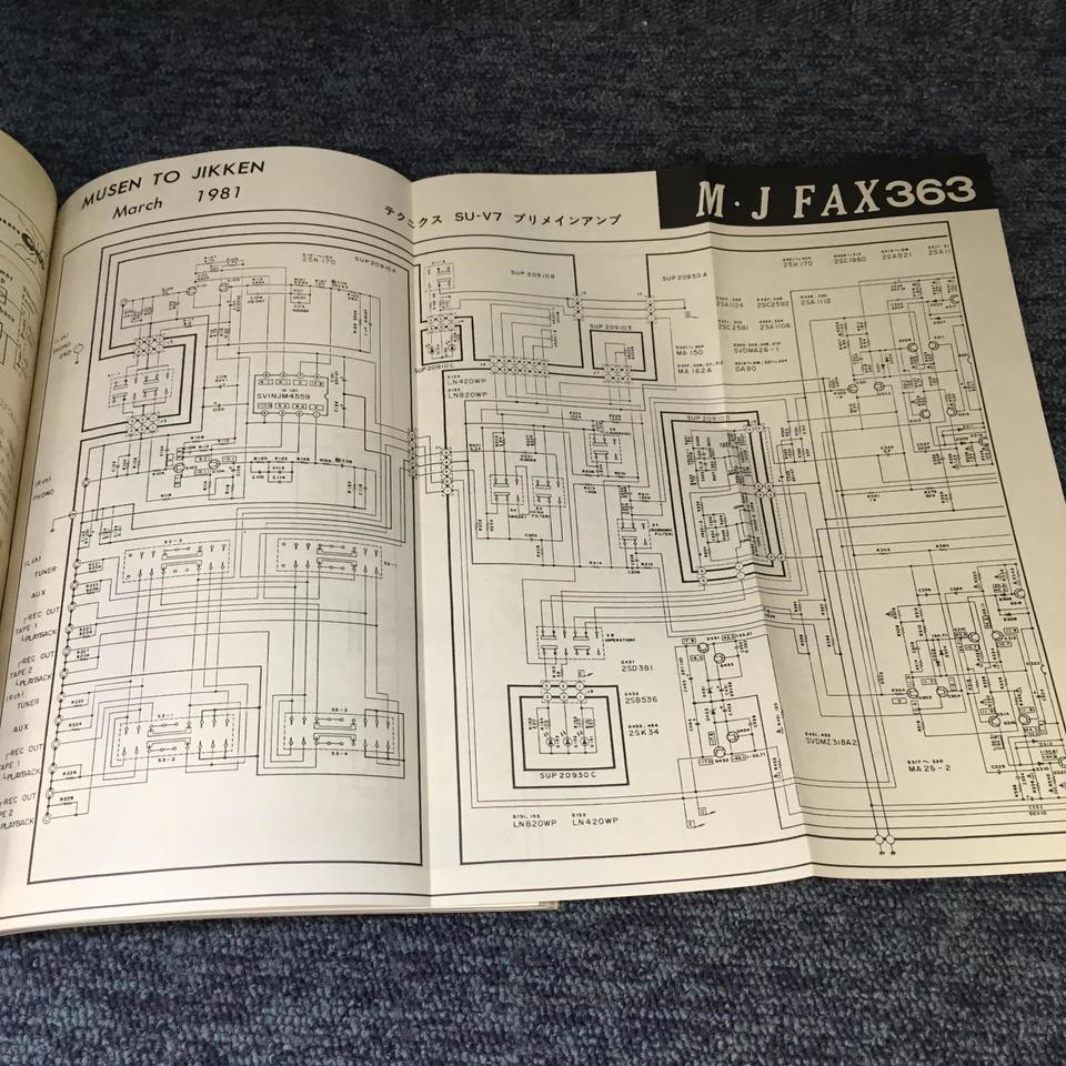 MJ-無線と実験- 1981年03月号  画像