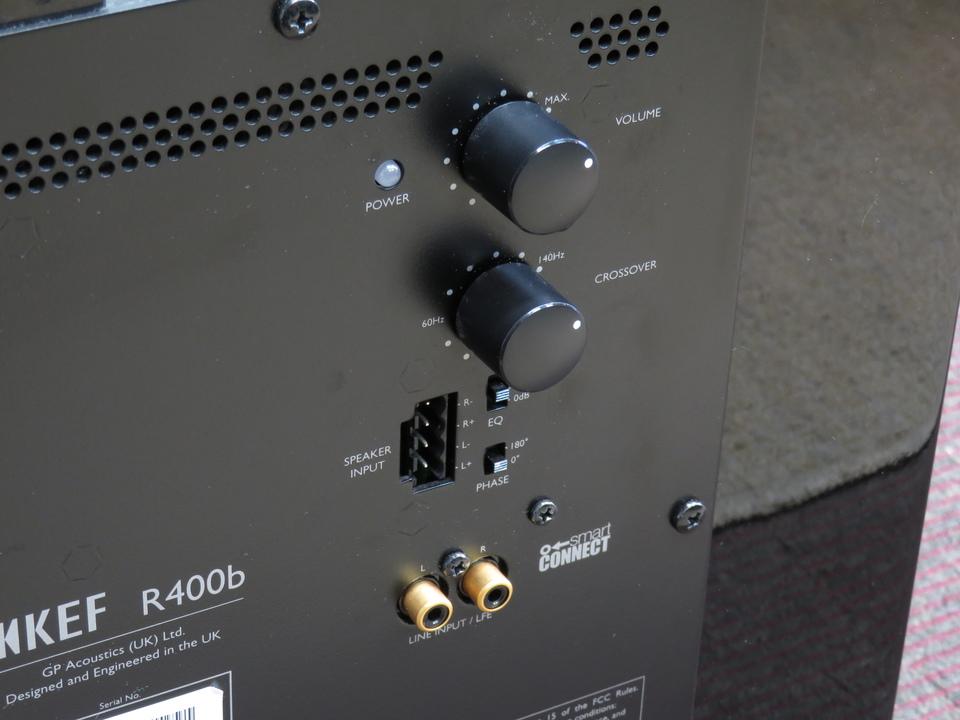 R400b KEF 画像