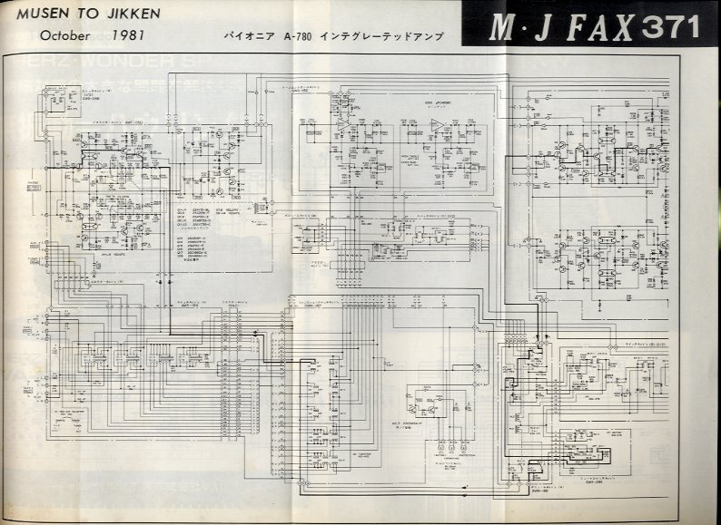 MJ-無線と実験- 1981年10月号  画像