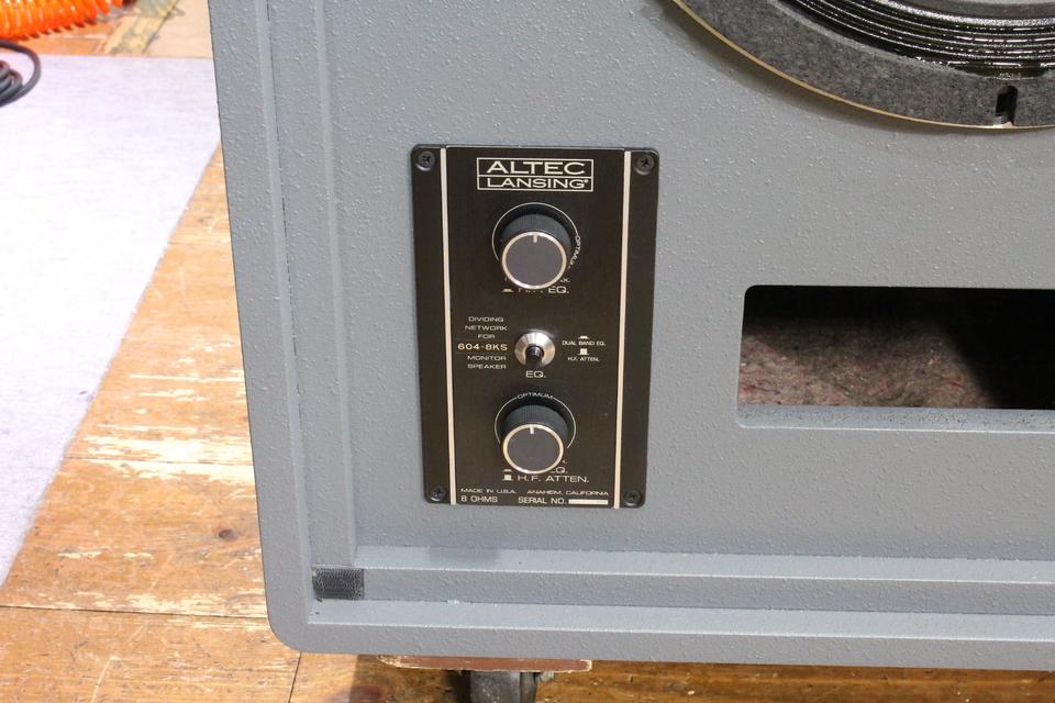 612J Monitor ALTEC 画像