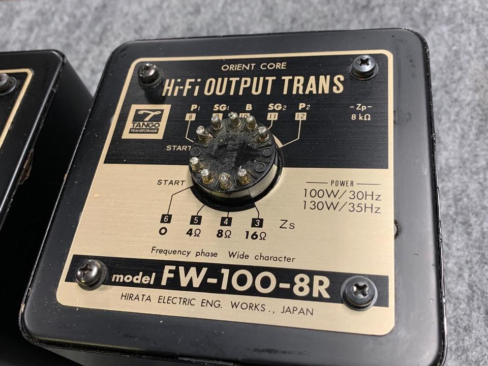 FW-100-8R TANGO 画像