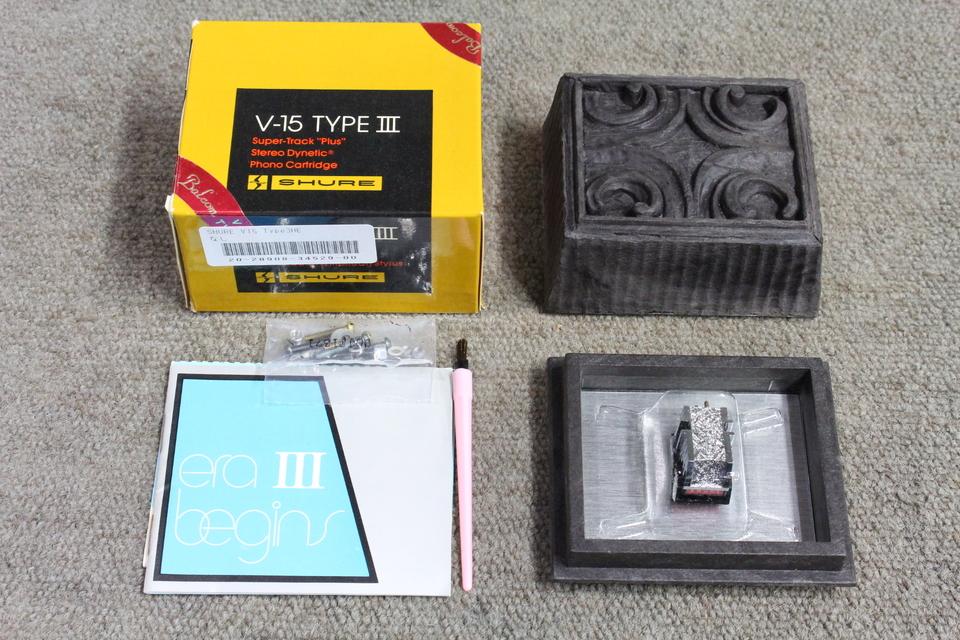 V15 Type3HE SHURE 画像
