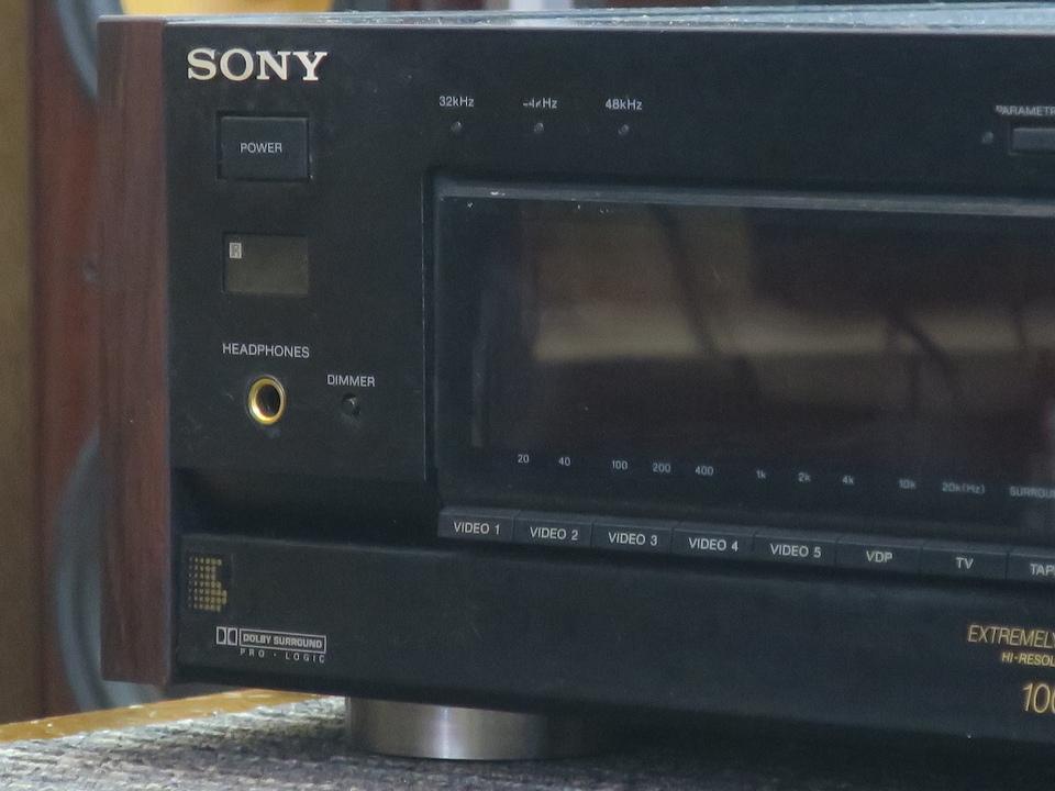 TA-E1000ESD SONY 画像