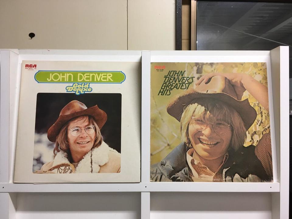 ジョン・デンバー6枚セット ジョン・デンバー 画像