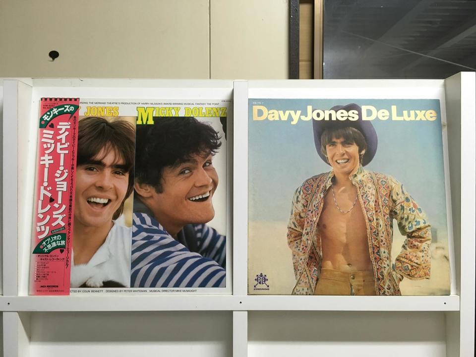 デイヴィ・ジョーンズ5枚セット デイヴィ・ジョーンズ 画像