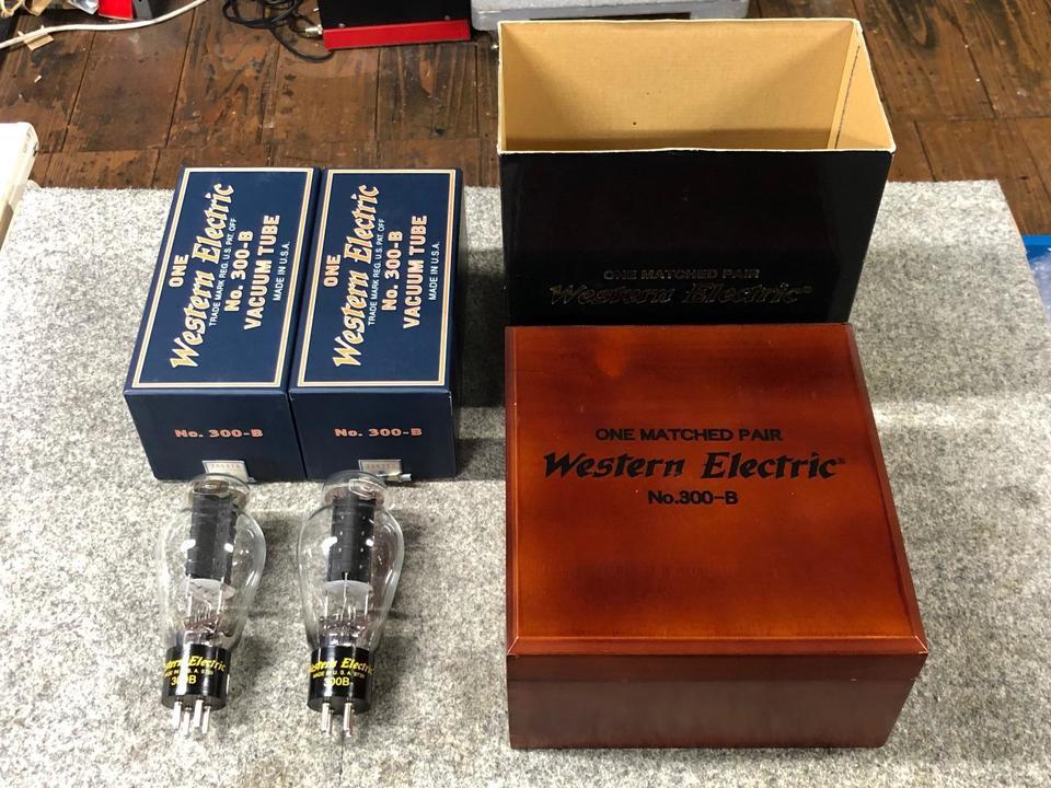 300B Western Electric 画像