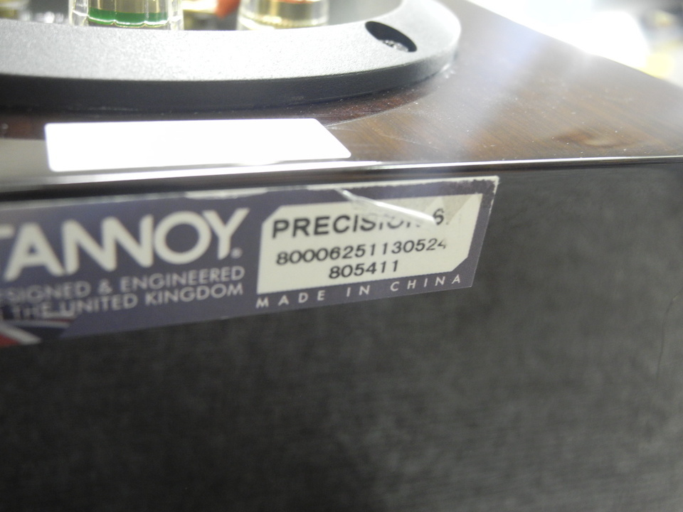 Precision 6.1 TANNOY 画像
