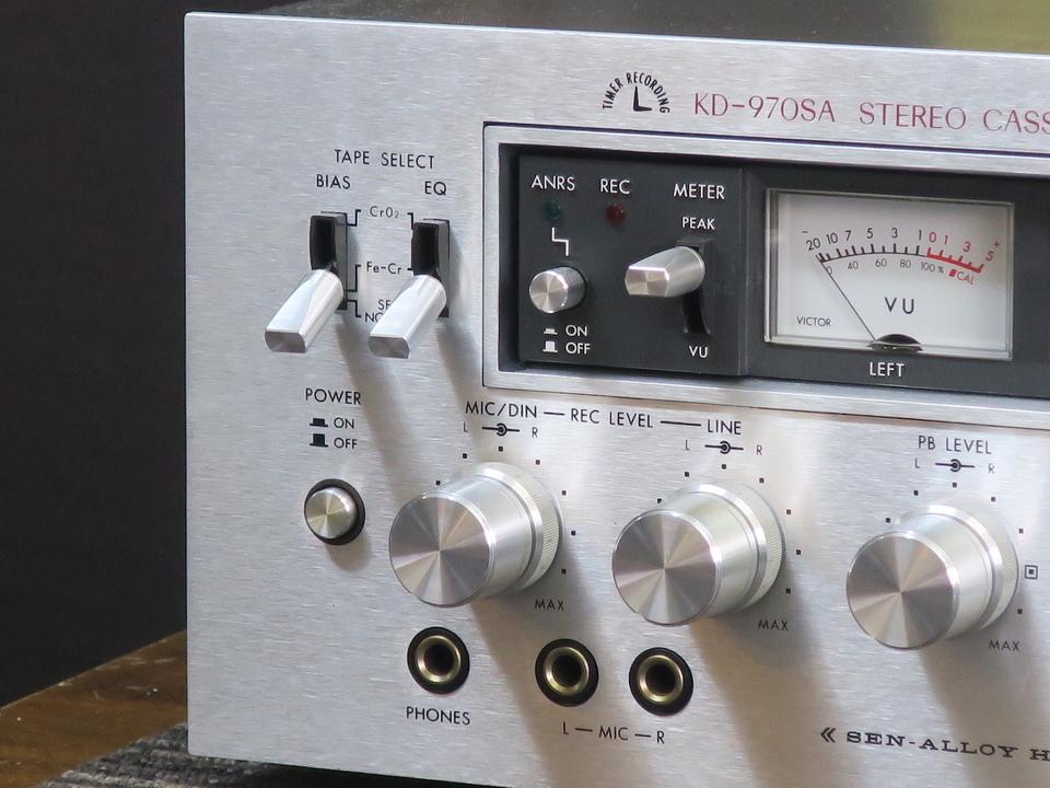KD-970SA VICTOR 画像