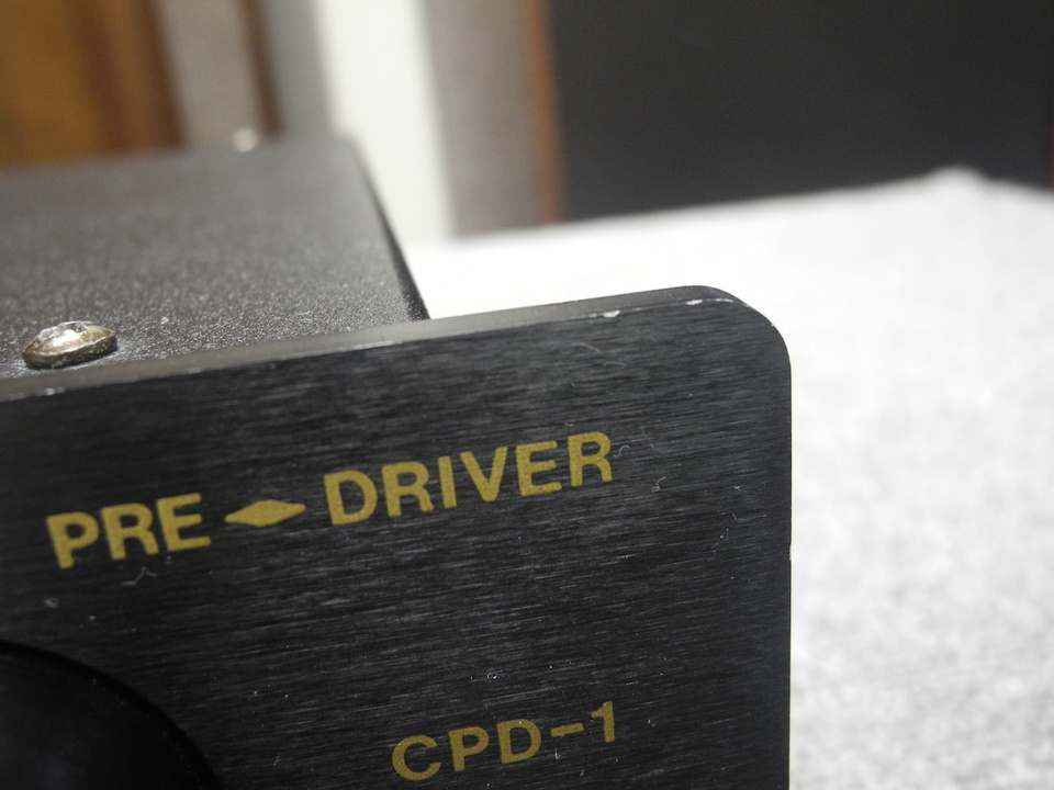 CPD-1 CARY Audio Design 画像