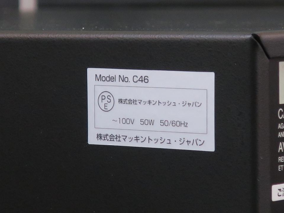 C46 McIntosh 画像
