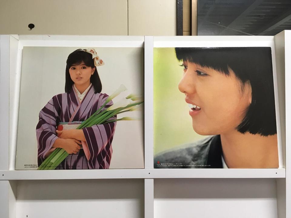 薬師丸ひろ子5枚セット  画像
