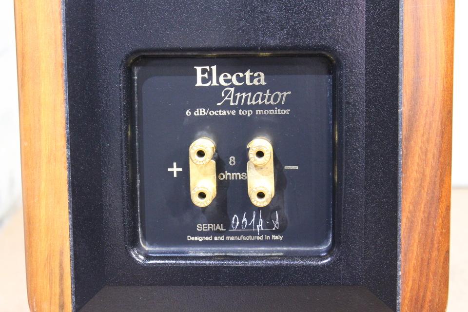 Electa Amator+STAND Sonus Faber 画像