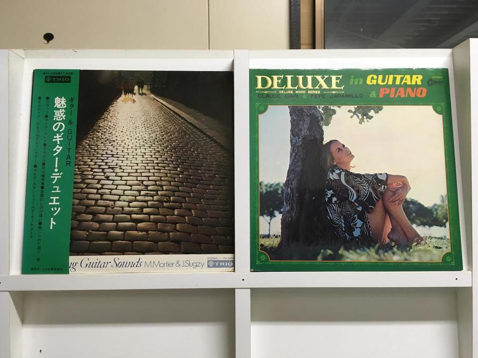 ムードギター5枚セット  画像