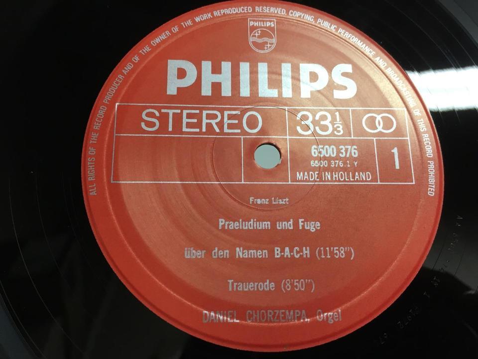 PHILIPSレーベル(輸入盤)5枚セット  画像