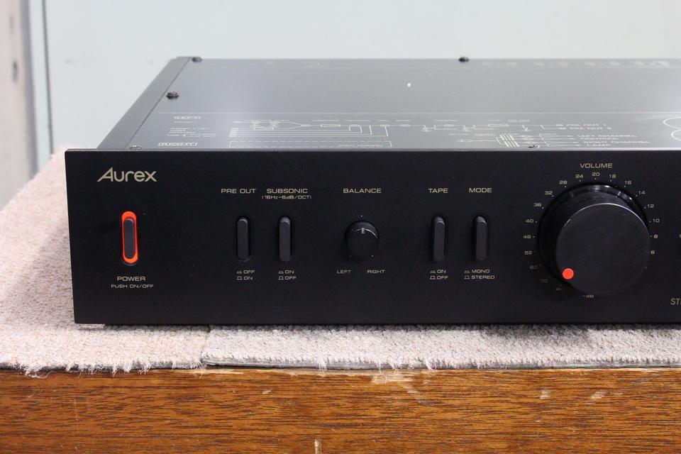 SY-88 Aurex 画像