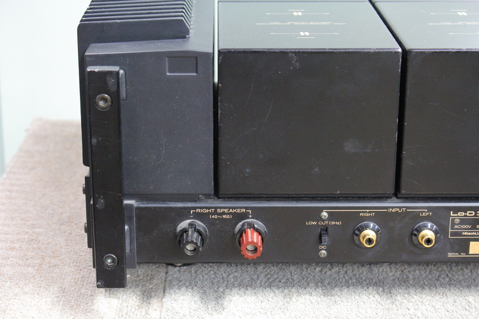 HMA-9500 Lo-D 画像