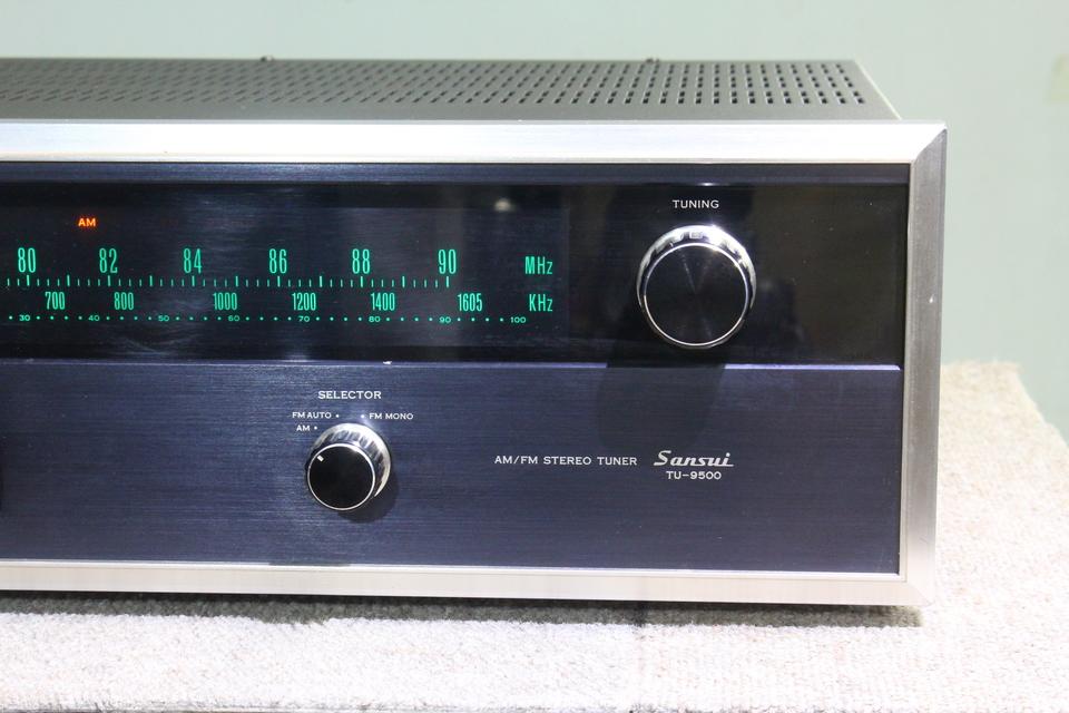 TU-9500 SANSUI 画像