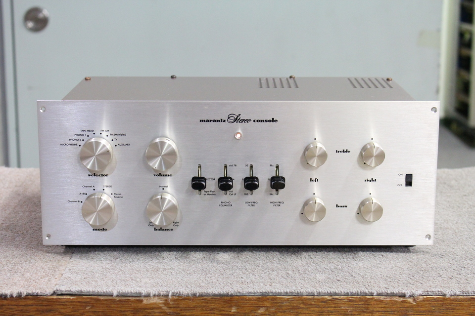 Model 7 Replica marantz 画像