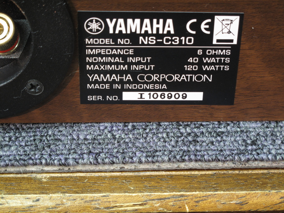 NS-C310 YAMAHA 画像