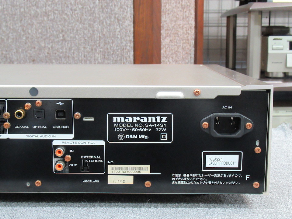 SA-14S1 marantz 画像