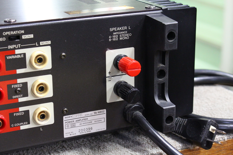 TA-N902 SONY 画像