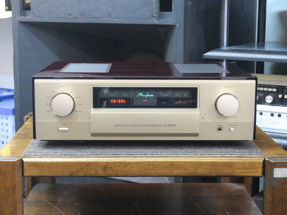 C-3850 Accuphase 画像