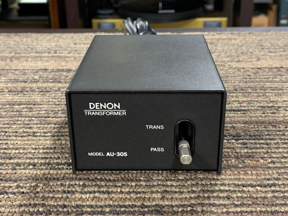 AU-305 DENON 画像