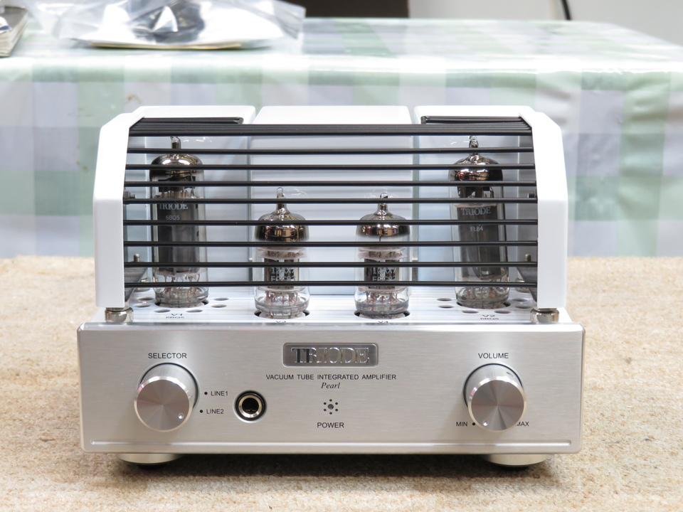 Pearl TRIODE 画像