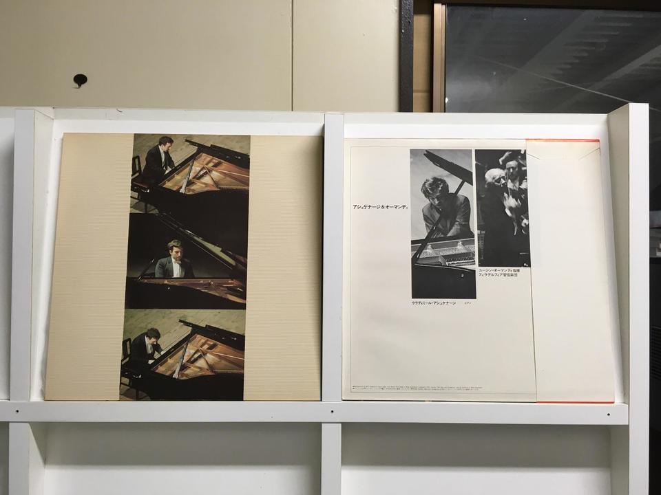 ウラディーミル・アシュケナージ8枚セット  画像