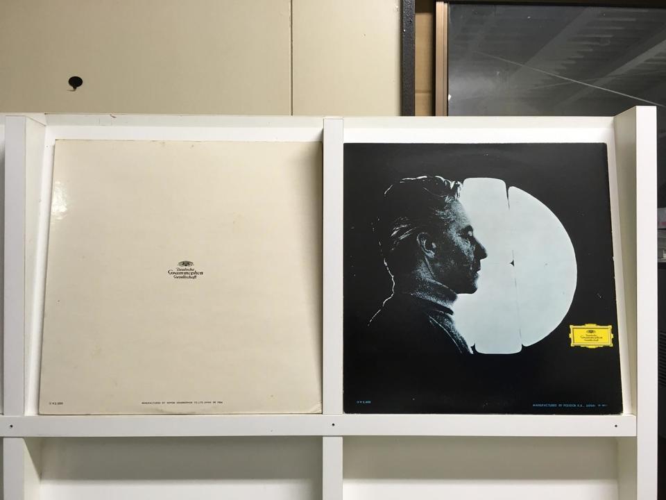 カラヤン シベリウス名演集5枚セット  画像