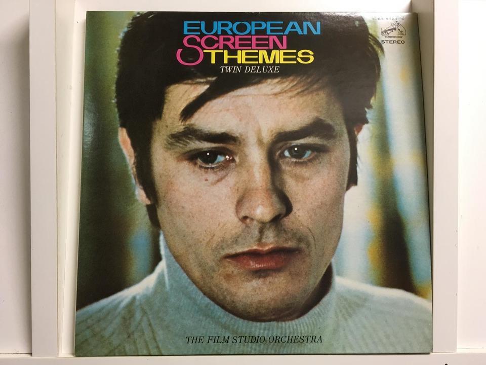 ヨーロッパ映画音楽7枚セット  画像