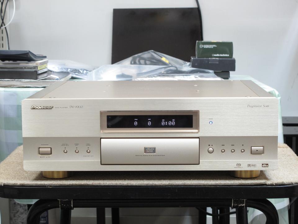 DV-AX10 Pioneer 画像