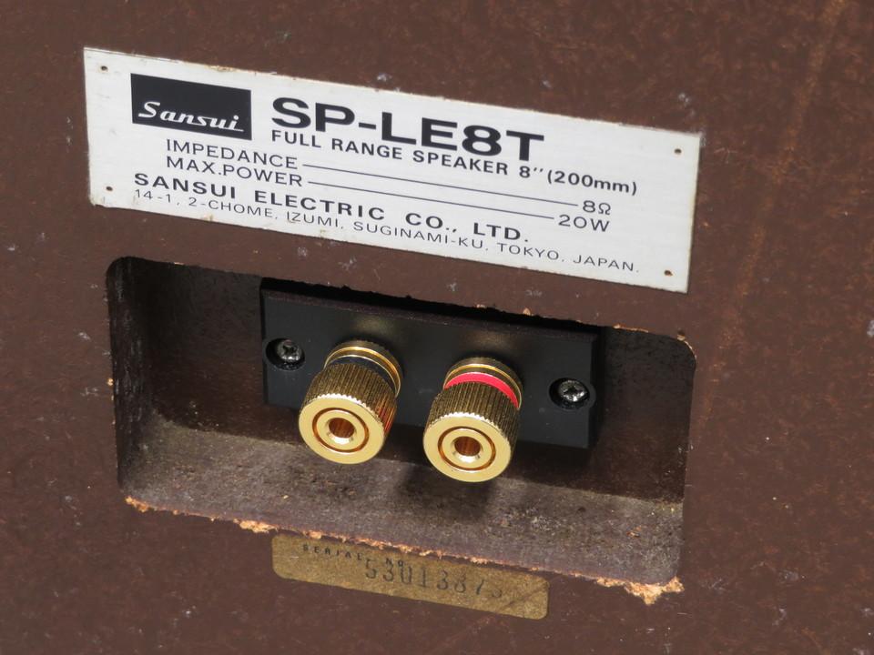 SP-LE8T SANSUI 画像